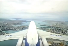 Tail View of Sydney Harbour