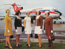 Ansett Uniforms