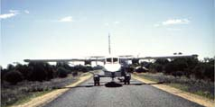 RFDS Nomad on the road image