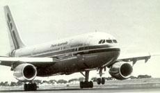 TAA's Airbus A300
